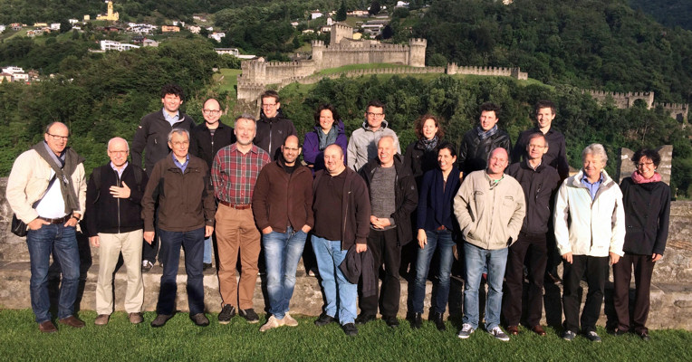 Lab'Eaux Plenum 2015 in Bellinzona